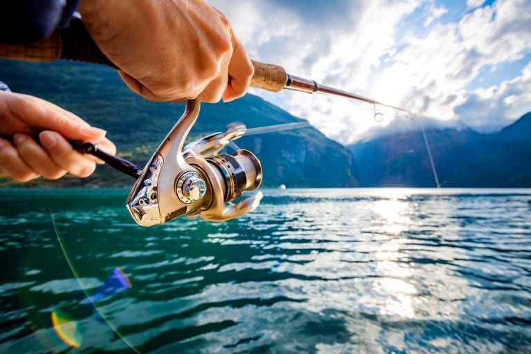 Free fishing this weekend in Oregon