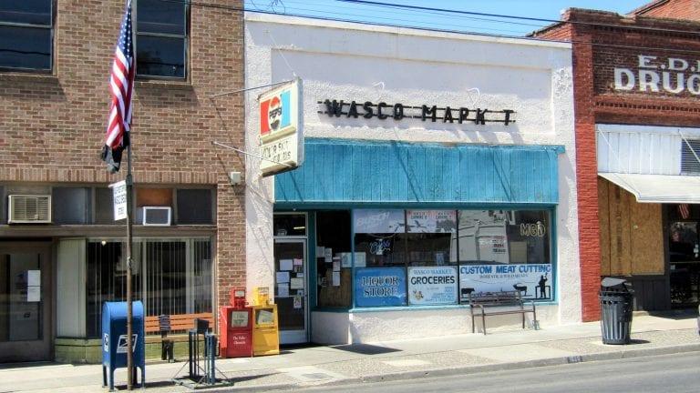 Historic Wasco Market under new ownership