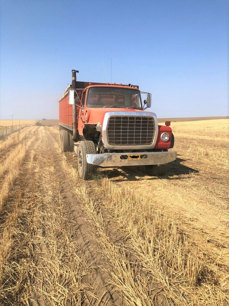 Ugly Harvest Truck Contest