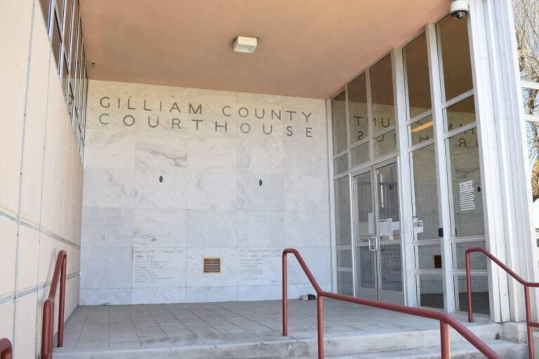 Gilliam Co. to consider forming public health district