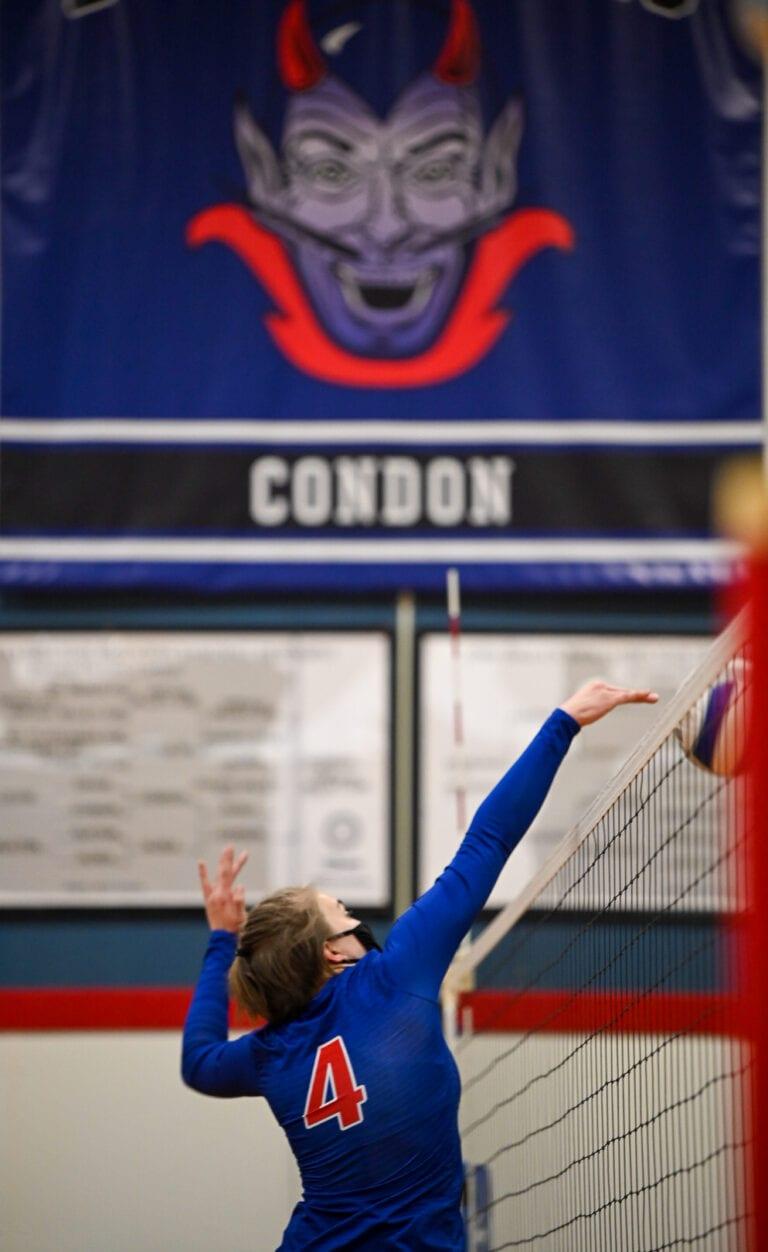 Blue Devils get decisive win over Wheeler County