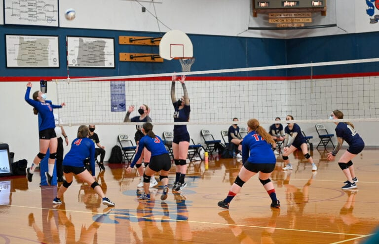 Volleyball: Condon stuns Echo