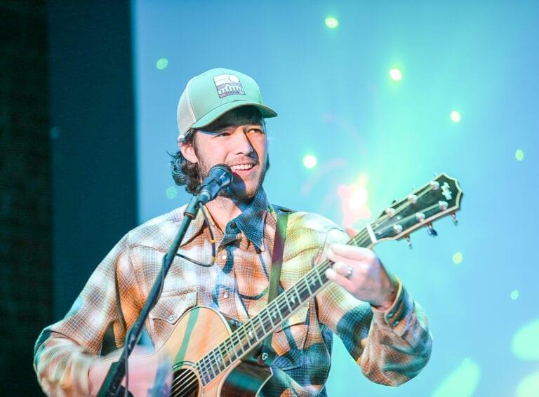 Condon native pursues music career in Nashville