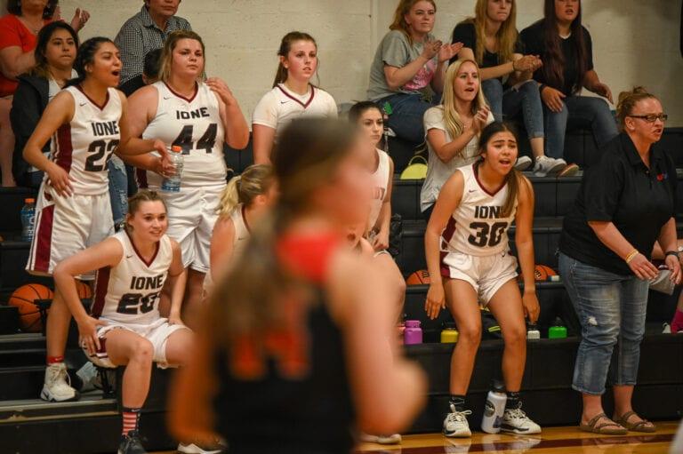 Girls Basketball: Ione/Arlington edge Dufur
