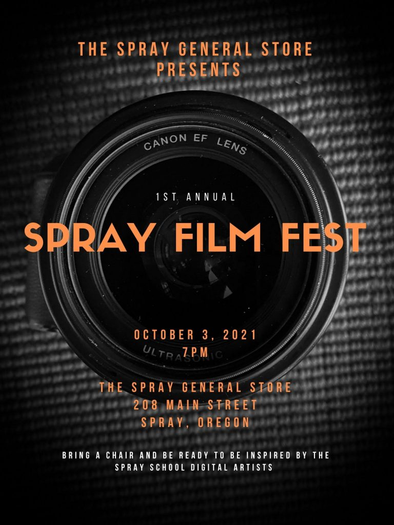 Spray Film Festival to celebrate resurrection of General Store this weekend